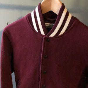 AA Cotton Varsity Jacket